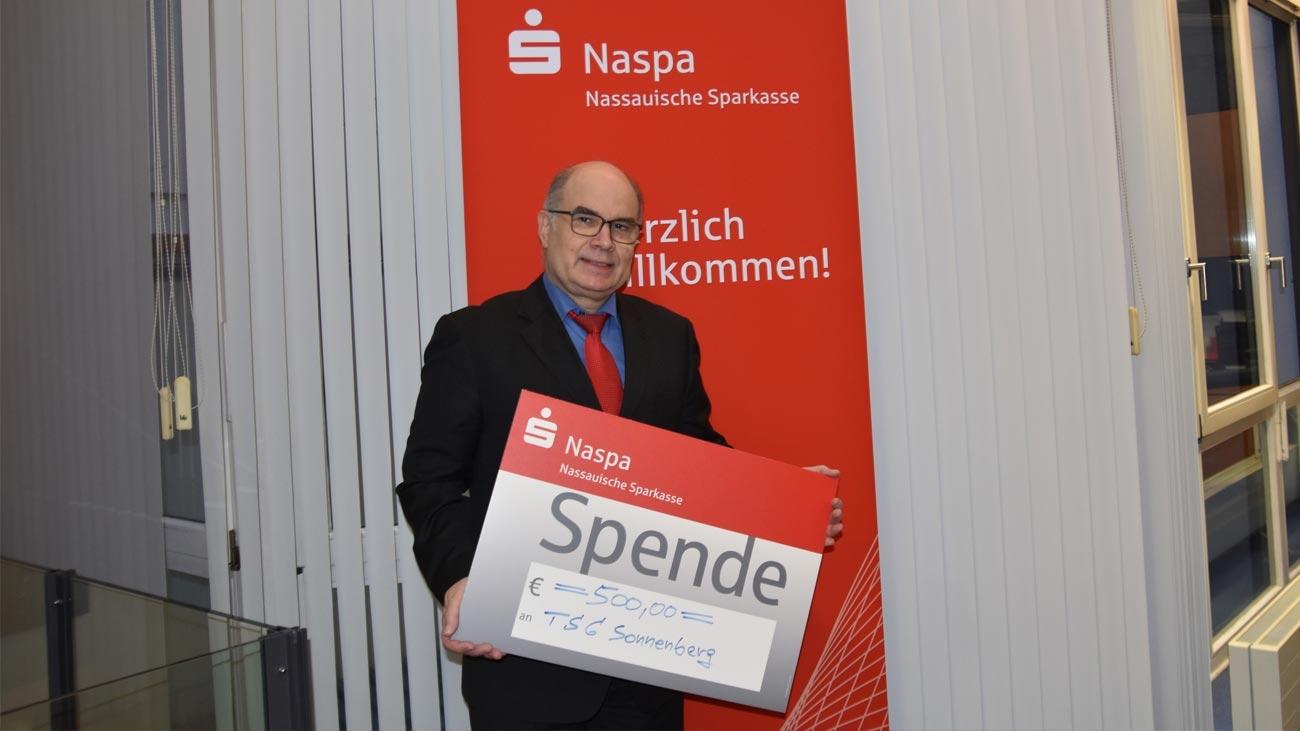 Rainer Jekel Naspaspende 2019